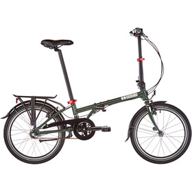 "DAHON Boardwalk i3 20"", green"